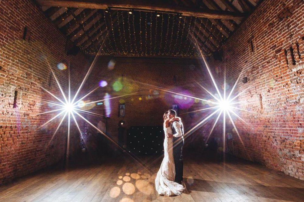 Quality wedding disco lighting