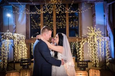 Wedding lighting that wows